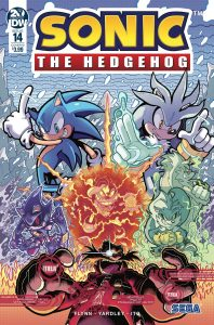 Sonic The Hedgehog #14 (2019)