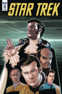 Star Trek: The Q Conflict #2 (2019)