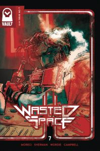 Wasted Space #7 (2019)