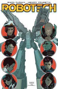Robotech #17 (2019)