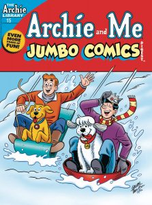 Archie and Me Comics Digest #15 (2019)