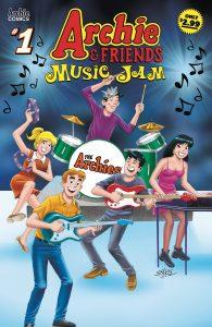 Archie & Friends: Music Jam #1 (2019)