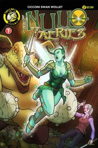 The Null Faeries #2 (2019)