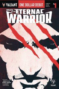 One Dollar Debut: Wrath of the Eternal Warrior #1 (2019)