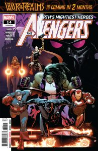Avengers: Earth's Mightiest Heroes #14 (2019)