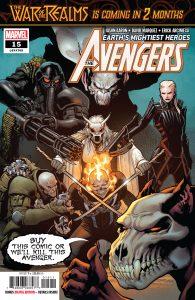 Avengers: Earth's Mightiest Heroes #15 (2019)