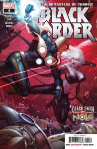 The Black Order #4 (2019)