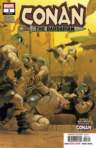 Conan The Barbarian #3 (2019)