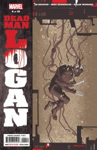 Dead Man Logan #4 (2019)