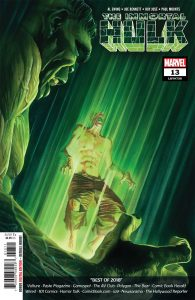 The Immortal Hulk #13 (2019)