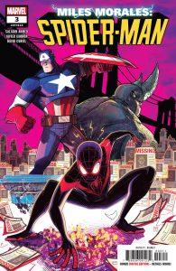 Miles Morales: Spider-Man #3 (2019)