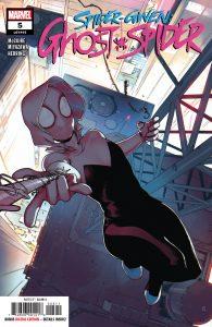 Spider-Gwen: Ghost Spider #5 (2019)