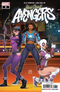 West Coast Avengers #8 (2019)