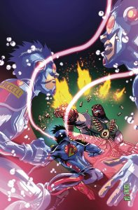 Catalyst Prime: Accell #18 (2019)