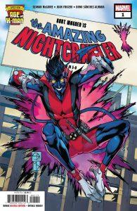 Age Of X-Man: The Amazing Nightcrawler #1 (2019)