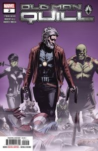 Old Man Quill #2 (2019)