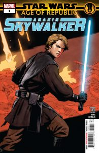 Star Wars: Age of the Republic - Anakin Skywalker #1 (2019)