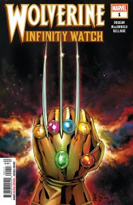 Wolverine: Infinity Watch #1 (2019)