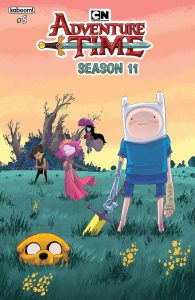 Adventure Time Season 11 #5 (2019)