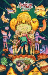 Adventure Time Season 11 #5 (2019)