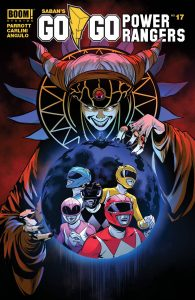 Go Go Power Rangers #17 (2019)