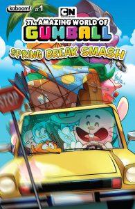 Amazing World of Gumball: Spring Break Smash #1 (2019)