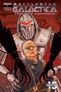Battlestar Galactica: Twilight Command #1 (2019)