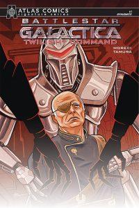Battlestar Galactica: Twilight Command #1 (2019)