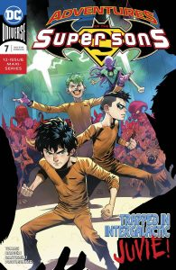Adventures Of The Super Sons #7 (2019)