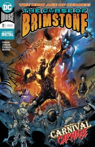 Curse Of The Brimstone #11 (2019)