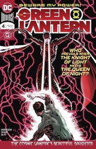Green Lantern #4 (2019)