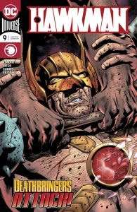 Hawkman #9 (2019)