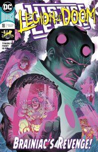 Justice League #18 (2019)