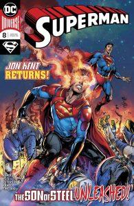 Superman #8 (2019)