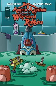 Auntie Agatha's Home For Wayward Rabbits #4 (2019)