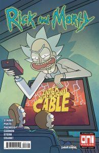 Rick and Morty #47 (2019)