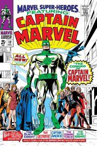 True Believers: Captain Mar-Vell