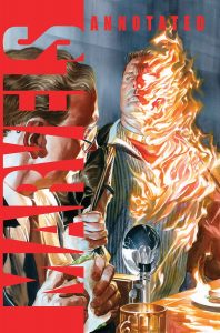 Marvels Annotated #1 (2019)