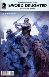 Sword Daughter #6 (2019)