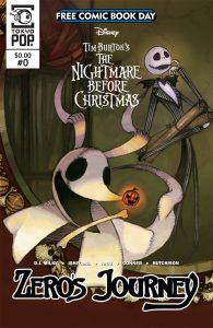 The Nightmare Before Christmas: Zero's Journey