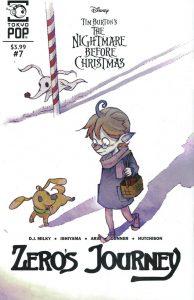 The Nightmare Before Christmas: Zero's Journey #7 (2019)