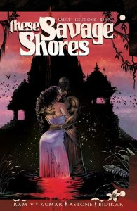 These Savage Shores #1 (2018)