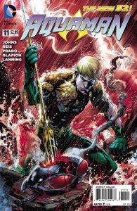 Aquaman #11 (2012)