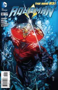 Aquaman #12 (2012)
