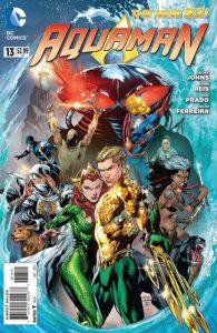 Aquaman #13 (2012)