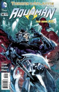 Aquaman #14 (2012)