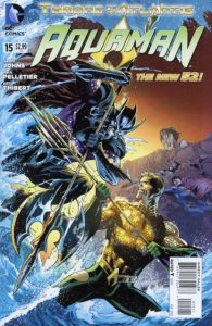 Aquaman #15 (2012)