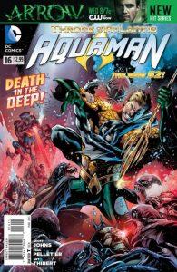 Aquaman #16 (2013)