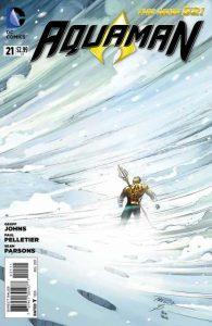 Aquaman #21 (2013)