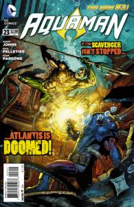 Aquaman #23 (2013)
